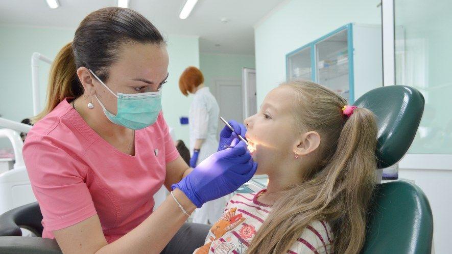 Стоматология Дмдент, Витебск - Детский прием