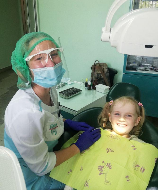 Стоматология Дмдент Витебск -