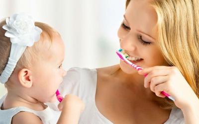 Зачем ухаживать за полостью рта малыша