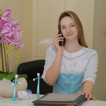 Стоматология Дмдент, Витебск - Радиевская Эллина Евгеньевна